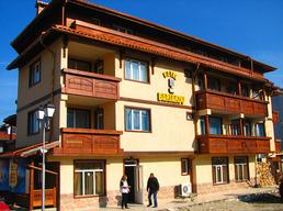 Baryakov Hotel