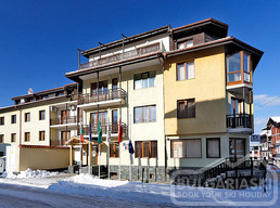 Mont Blanc Apartamente