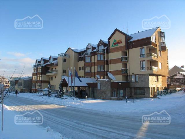 Bansko Hotel1
