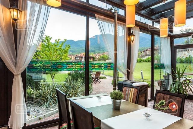 MPM Perun Lodge Hotel8