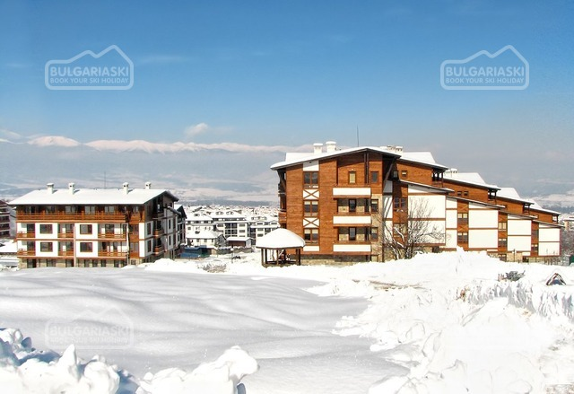 Green life Ski & Spa resort Bansko1