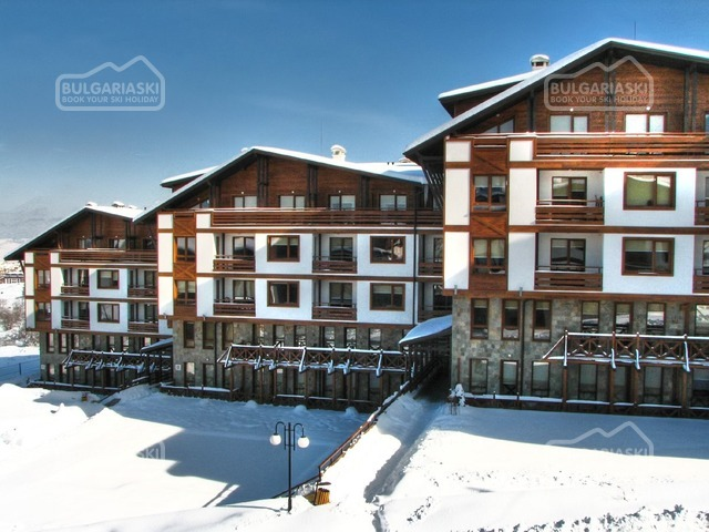 Green life Ski & Spa resort Bansko2