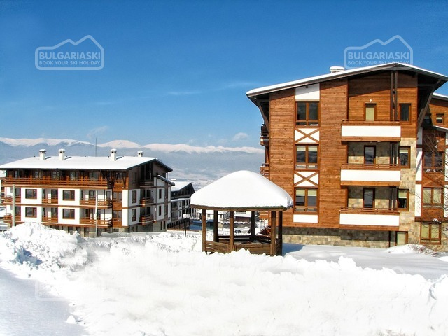 Green life Ski & Spa resort Bansko3