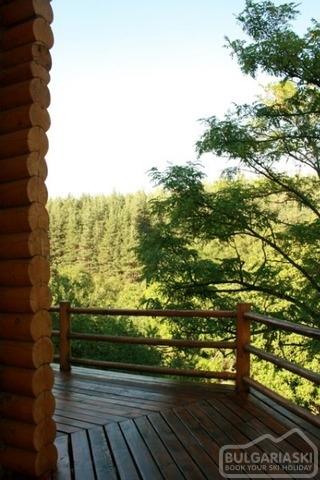 Green Pine Chalet14