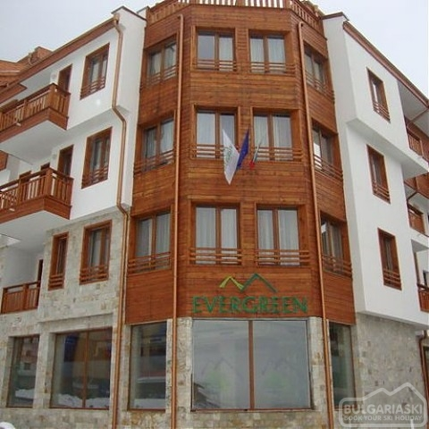 Evergreen Aparthotel & Spa1