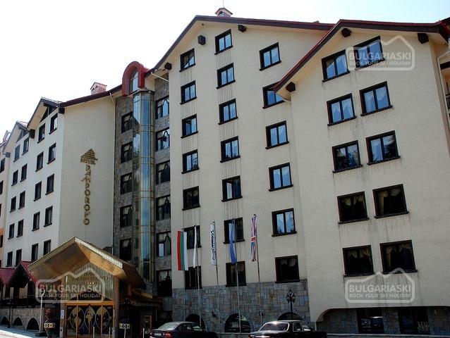 Pamporovo Hotel1